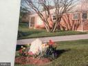 front yard flowers - 11723 ROBINWOOD DR, HAGERSTOWN