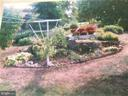 photo of backyard landscaping - 11723 ROBINWOOD DR, HAGERSTOWN