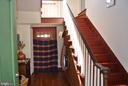 Foyer - 3494 SLATE MILLS RD, SPERRYVILLE