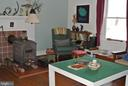 Family room off kitchen - 3494 SLATE MILLS RD, SPERRYVILLE