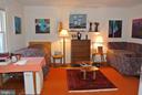 Living room-Den - 3494 SLATE MILLS RD, SPERRYVILLE