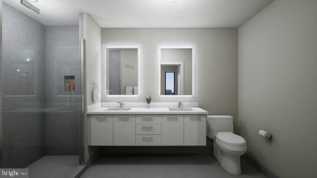 Images rendered, photos are similar not actual - 614 T ST NW #307, WASHINGTON