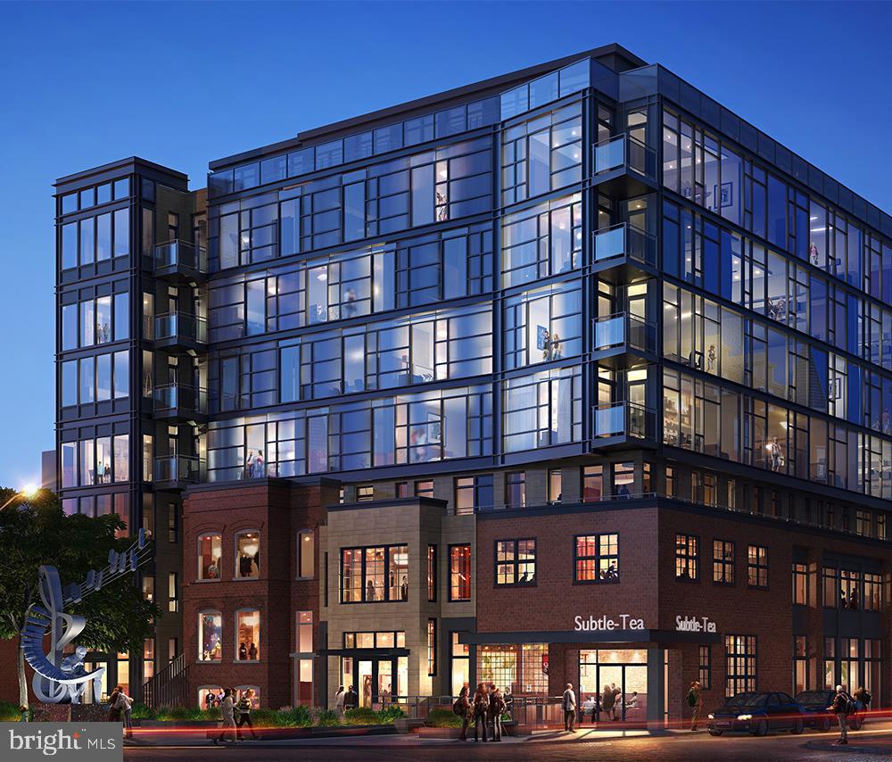 Exterior - 610 T ST NW #801, WASHINGTON