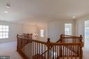 upper level loft - a place to read a good book? - 18218 ROCKLAND DR, HAGERSTOWN