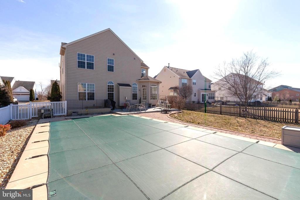 another pool picture - 18218 ROCKLAND DR, HAGERSTOWN