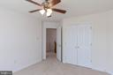Another view of BDRM #4 - 18218 ROCKLAND DR, HAGERSTOWN