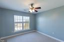 FRESHLY painted throughout entire house.  Bdrm #2 - 18218 ROCKLAND DR, HAGERSTOWN
