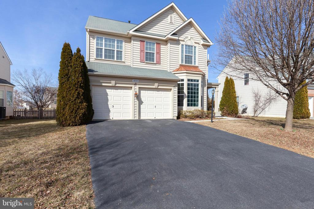 Such an attractive home , full of upgrades - 18218 ROCKLAND DR, HAGERSTOWN