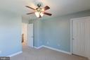 another view of BDRM #3 - 18218 ROCKLAND DR, HAGERSTOWN