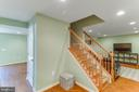 Come on down to the newly finished lower level - 4800 JENNICHELLE CT, FAIRFAX