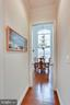 Hallway to Grand Dining Room - 21562 GREENGARDEN RD, UPPERVILLE