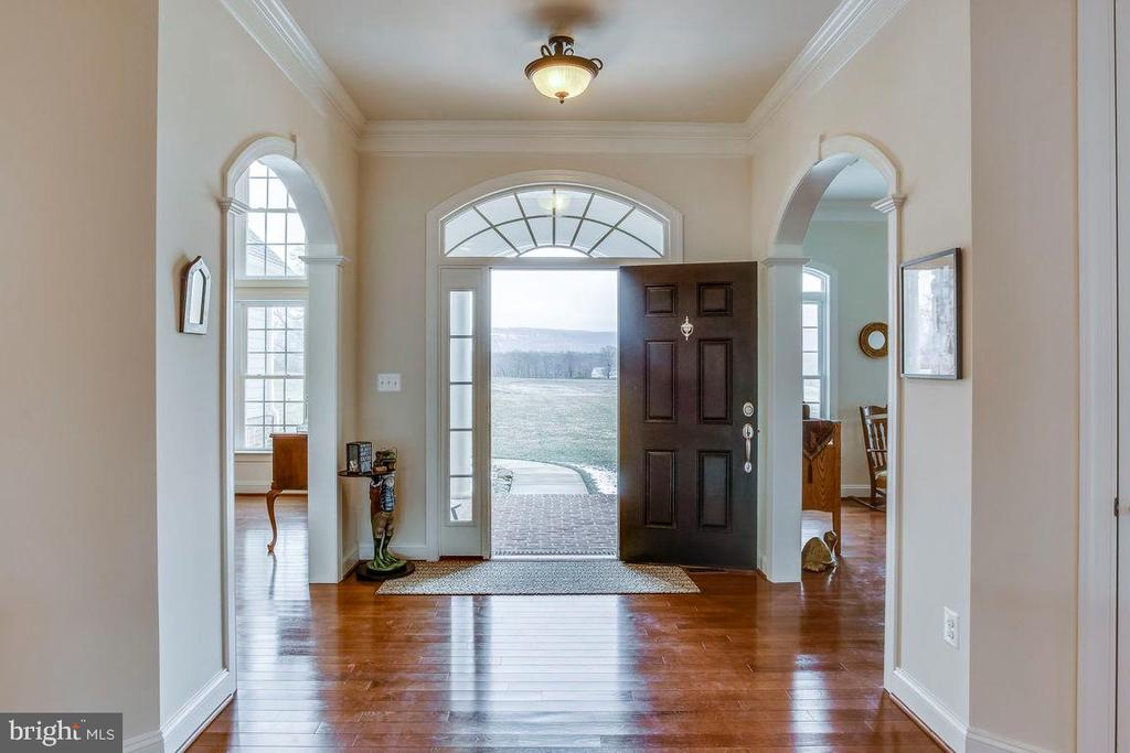 360 Degrees Open Space  Views - 21562 GREENGARDEN RD, UPPERVILLE