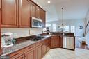 Open / Spacious Kitchen - 21562 GREENGARDEN RD, UPPERVILLE