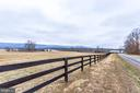 Beautiful Upperville VA Roads & Mountain Views - 21562 GREENGARDEN RD, UPPERVILLE