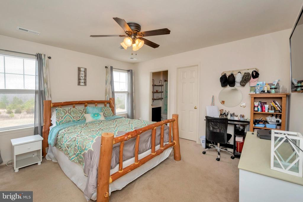 Master Bedroom with Full Bath - 2345 SILVER FOX WAY, LOCUST GROVE