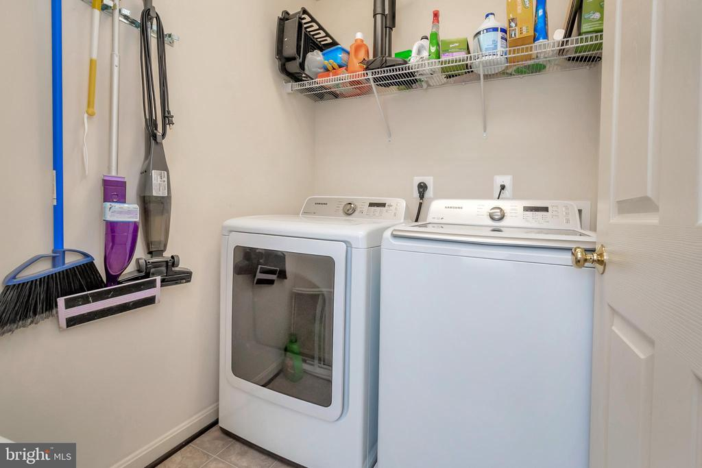 Laundry Room - 2345 SILVER FOX WAY, LOCUST GROVE