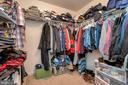 Spacious Closet! - 2345 SILVER FOX WAY, LOCUST GROVE