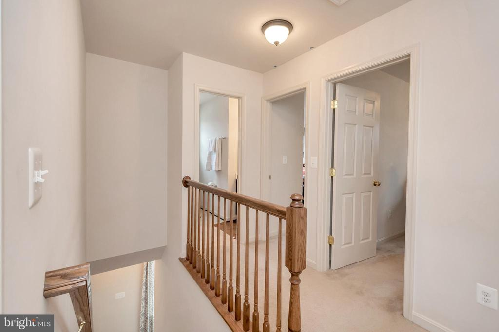 Upstairs Hall - 2345 SILVER FOX WAY, LOCUST GROVE