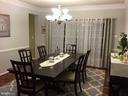 Dining Room - 22778 OATLANDS GROVE PL, ASHBURN