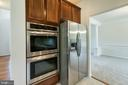 Entertaining made easy, look at this double oven! - 241 MOUNT HOPE CHURCH RD, STAFFORD