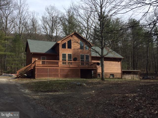 Single Family Homes 용 매매 에 Mathias, 웨스트버지니아 26812 미국