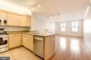 One of the largest 1bed at 822sqft. - 616 E ST NW #822, WASHINGTON