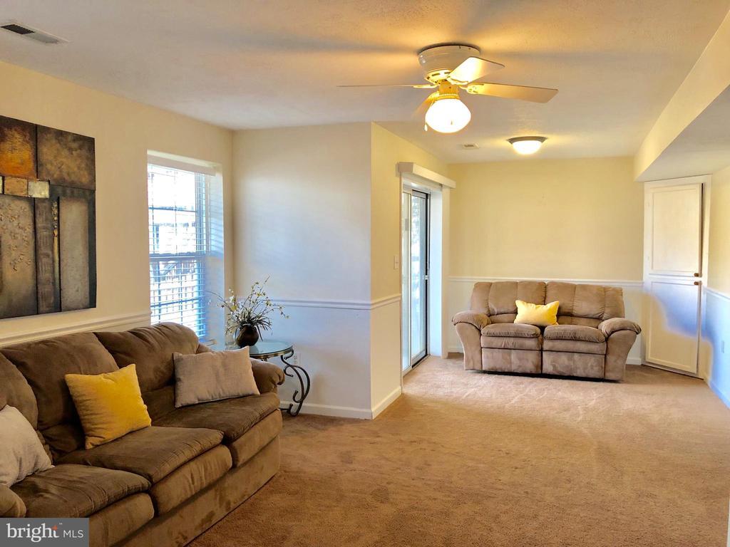 Roomy Basement with  Natural Light - 5602 ASSATEAGUE PL, MANASSAS