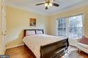 Main Level bedroom - 11580 CEDAR CHASE RD, HERNDON