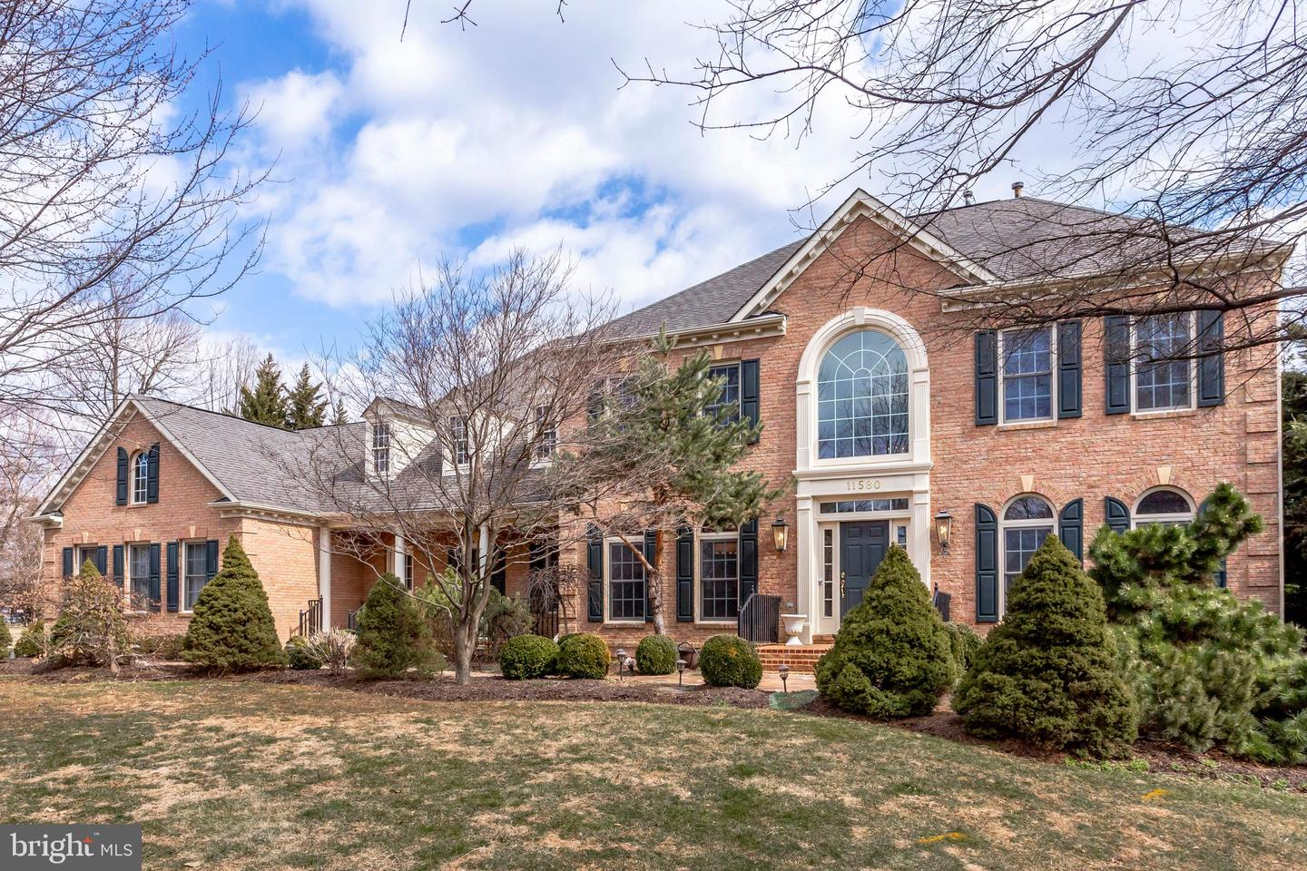 Single Family for Sale at 11580 Cedar Chase Rd Herndon, Virginia 20170 United States