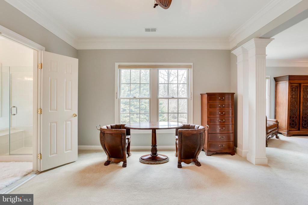 Sitting Room - 11580 CEDAR CHASE RD, HERNDON
