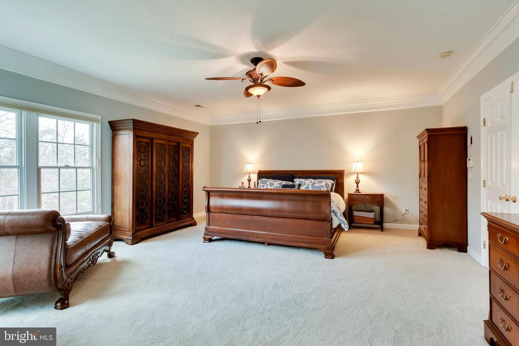 Master Bedroom - 11580 CEDAR CHASE RD, HERNDON