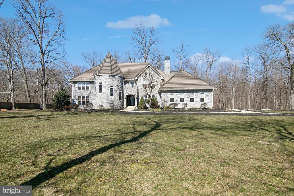 A HANDSOME STONE RESIDENCE - 13450 REED RD, THURMONT