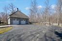 ATTACHED 2 CAR GARAGE - 13450 REED RD, THURMONT