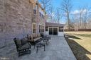 STONE TERRACE TO SUN ROOM - 13450 REED RD, THURMONT