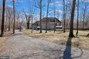 VIEW TO HOUSE FROM BARN - 13450 REED RD, THURMONT