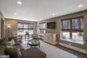 LIVING ROOM WITH BEAUTIFUL VIEWS OF GROUNDS - 13450 REED RD, THURMONT