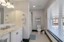 SECOND FLOOR HALL BATH - 13450 REED RD, THURMONT