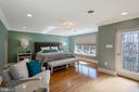 MASTER SUITE TO BALCONY - 13450 REED RD, THURMONT