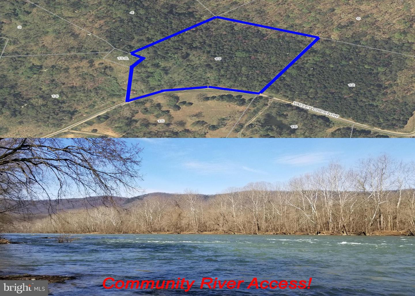 Land for Sale at Rileyville, Virginia 22650 United States