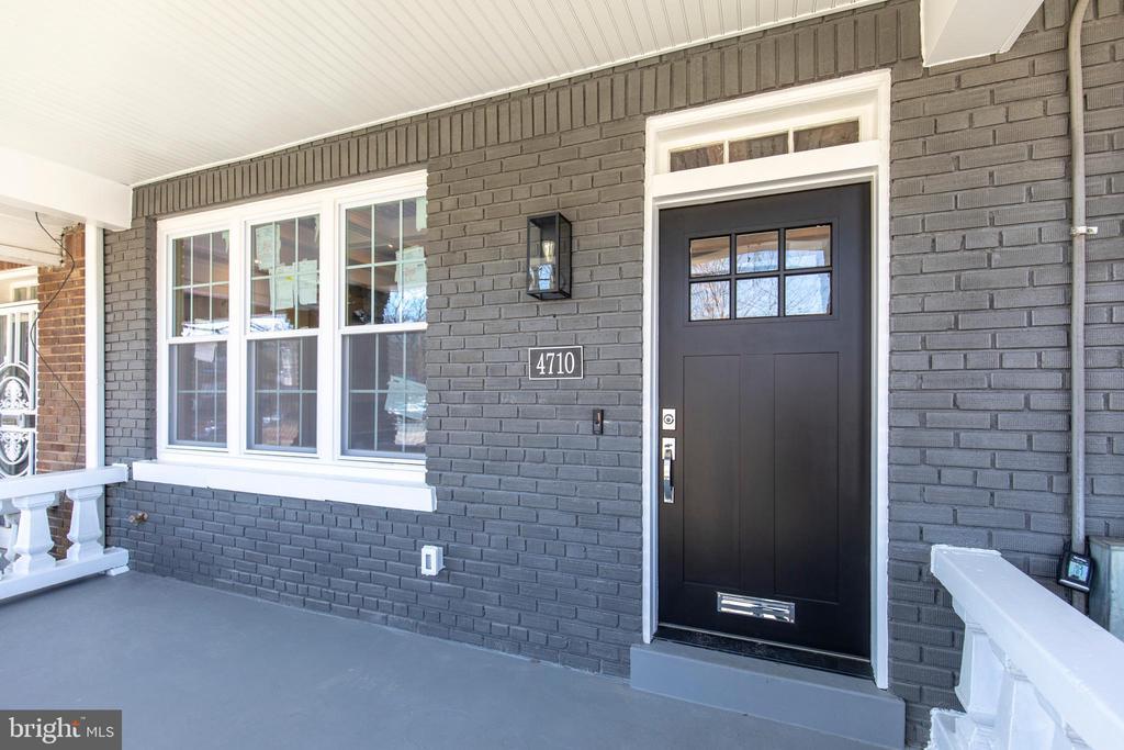 RING Doorbell - 4710 5TH ST NW, WASHINGTON