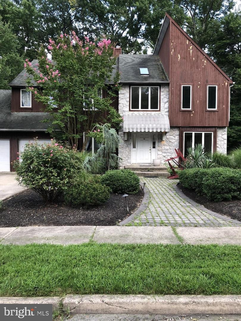 Single Family Home for Rent at Cherry Hill, New Jersey 08034 United States