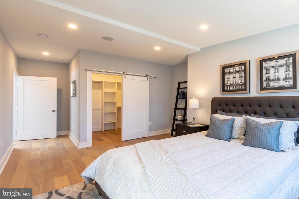 Master Bedroom - 4710 5TH ST NW, WASHINGTON