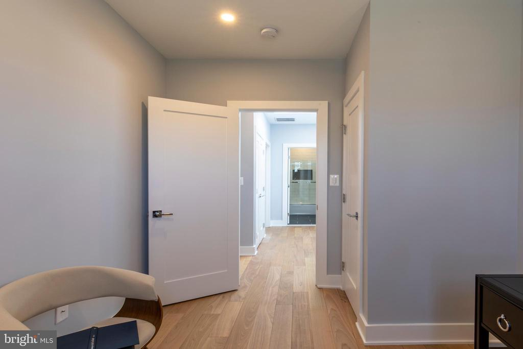 3rd Bedroom - 4710 5TH ST NW, WASHINGTON