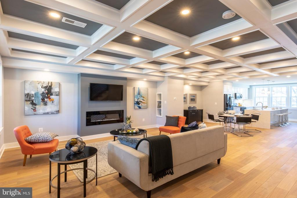 Ceiling Speakers - 4710 5TH ST NW, WASHINGTON