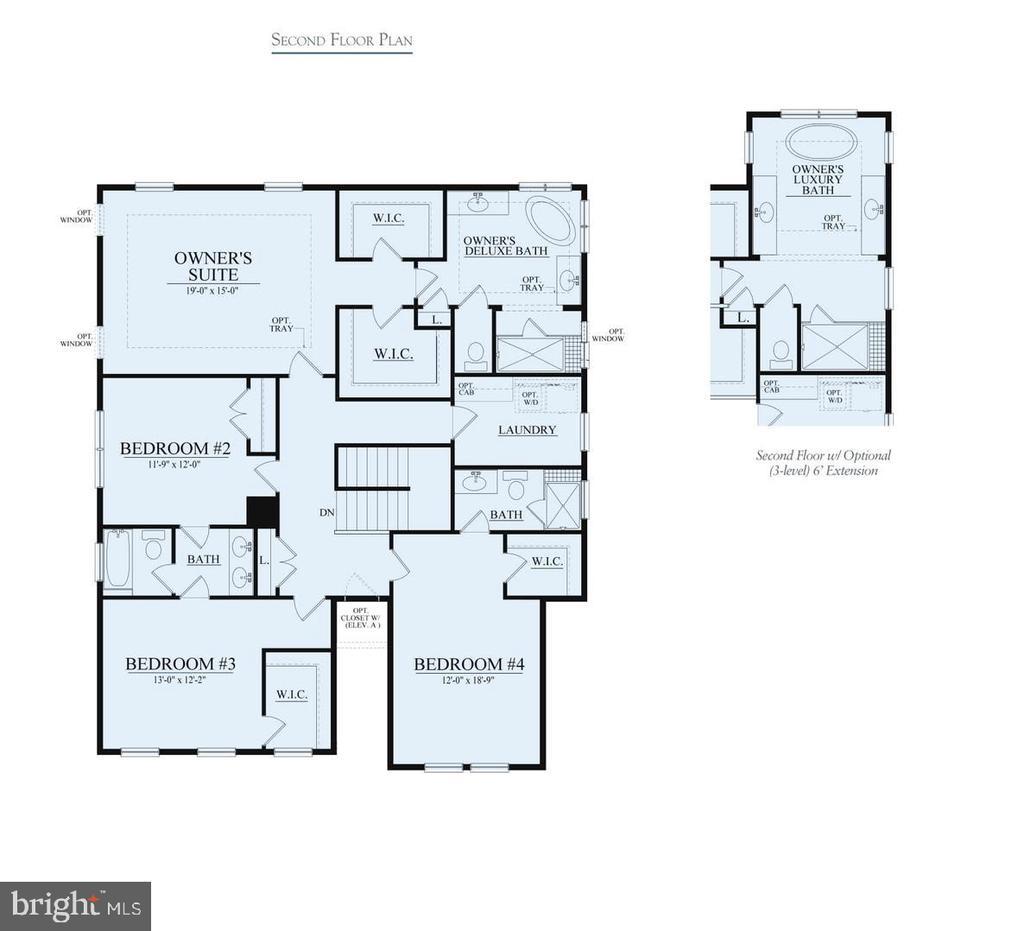 Floor Plan - 19273 BROKEN ROCK ST, LEESBURG