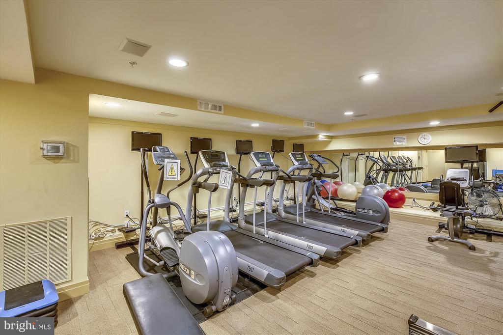 Fitness Centre - 915 E ST NW #705, WASHINGTON