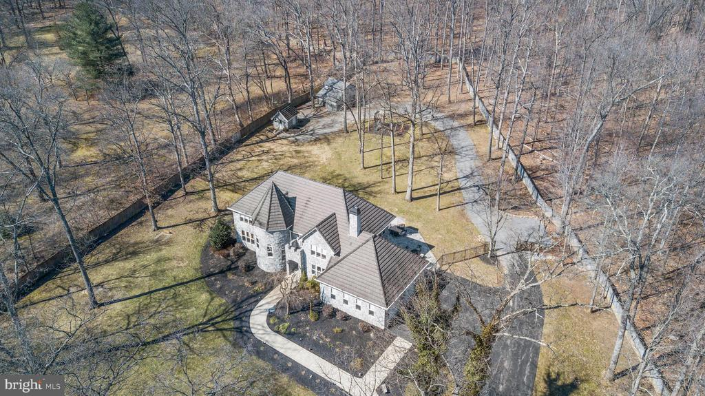 ARIEL OVERVIEW - 13450 REED RD, THURMONT