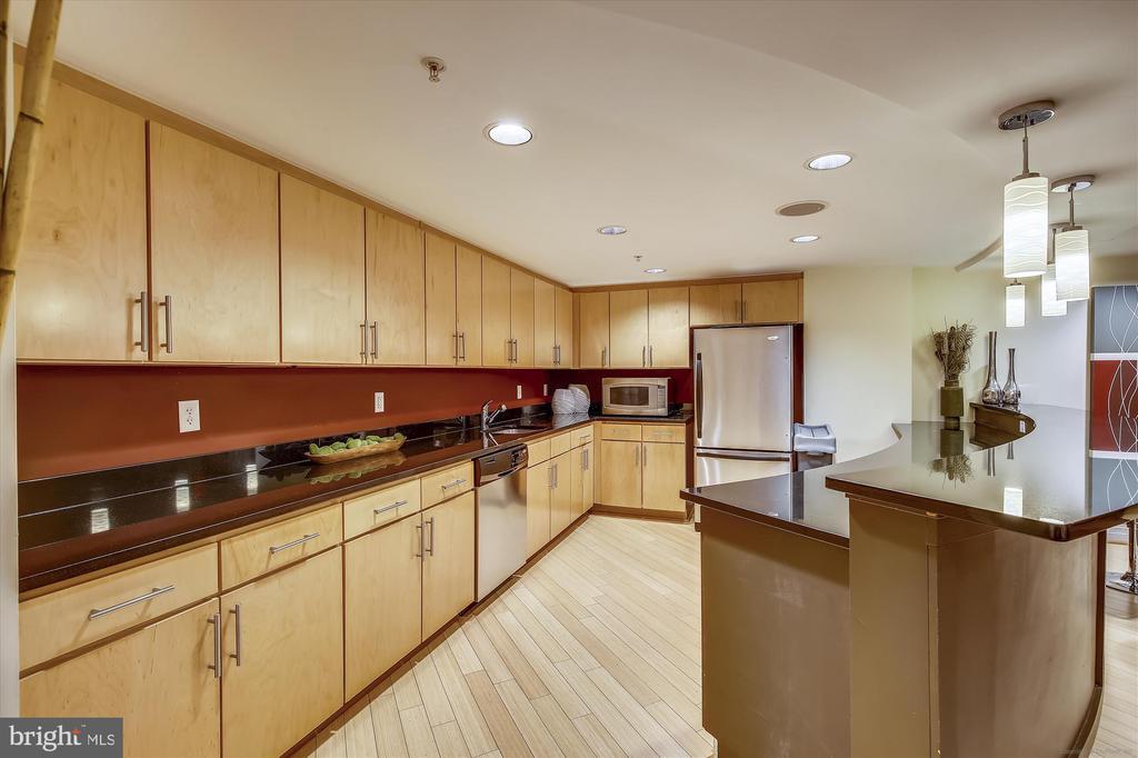 Party Room Kitchen - 915 E ST NW #705, WASHINGTON