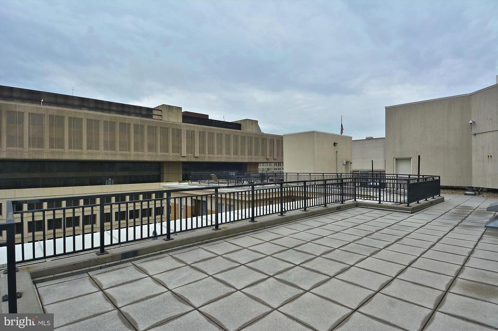 Rooftop - 915 E ST NW #705, WASHINGTON