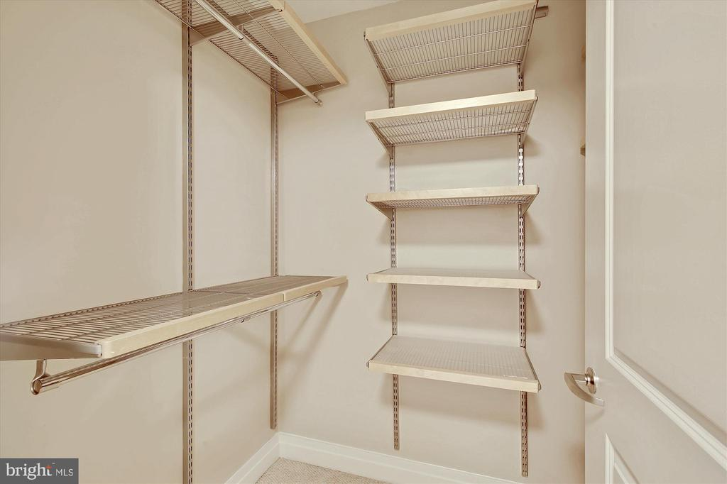 One of two Walk-in Closets - 915 E ST NW #705, WASHINGTON